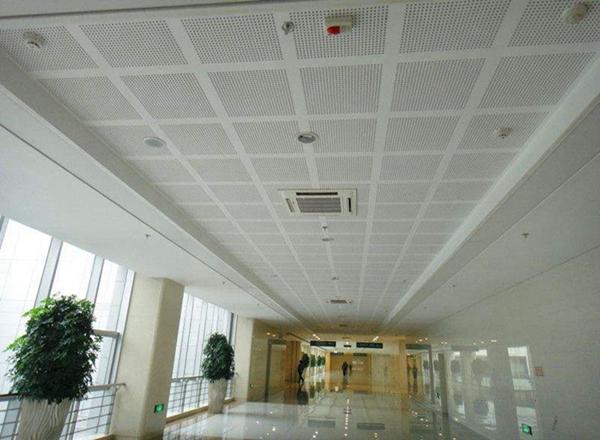 办公楼吸音纸面石膏板